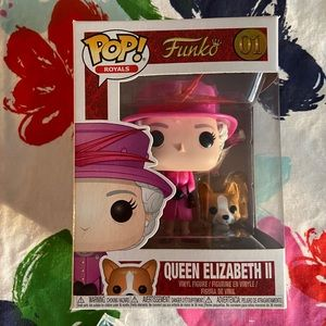 Queen Elizabeth II Funko Pop